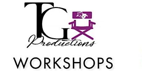 TGP Workshops tickets
