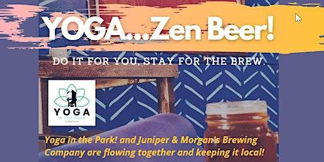 YOGA...Zen Beer! tickets