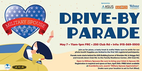 Military Spouse Appreciation Parade tickets