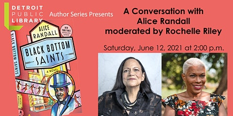 Detroit Public Library Author Series Presents: Alice Randall tickets