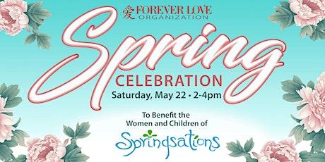 Spring Celebration tickets