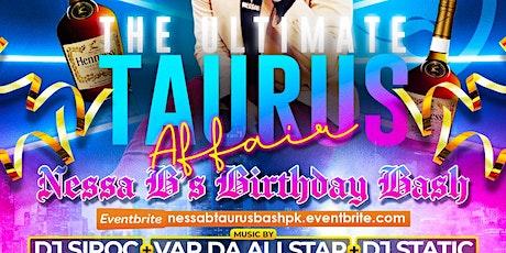 The Ultimate Taurus Affair tickets