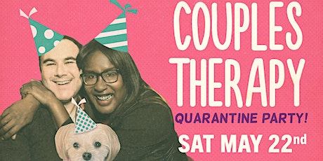 Couples Therapy Quarantine Party: Chemotherapy Mabeline Party tickets