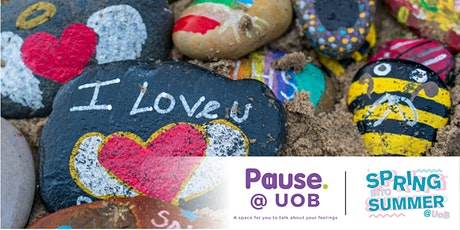 Secret Stones - get creative with Pause@UoB! tickets