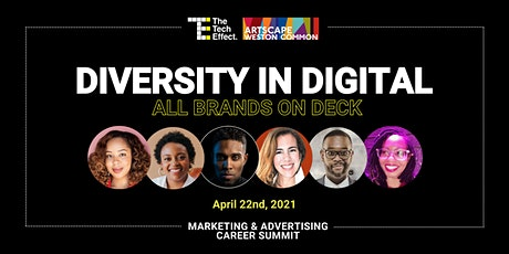 Diversity in Digital - Marketing & Advertising Career Summit tickets