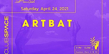 Artbat @ Club Space Miami tickets