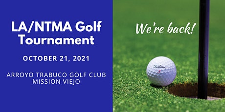 LA/NTMA 2021 Annual Golf Fundraiser tickets