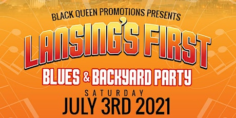 BLUES & BACKYARD PARTY tickets