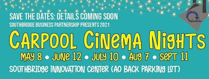 SBP Carpool Cinema: August 7, 2021 image
