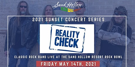 Reality Check - 2021 Sunset Concert Series tickets