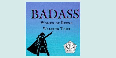 Badass Women of Keene - Click here for all dates tickets