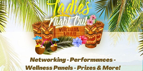 Ladies Night Out: Virtual Luau tickets