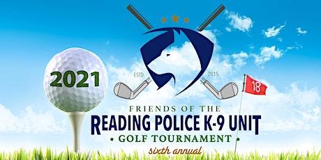 6th Annual RPD K-9 Golf Tournament tickets