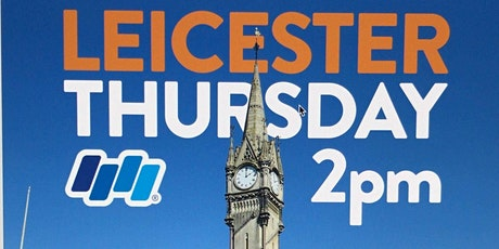 Online Networking Leicester tickets