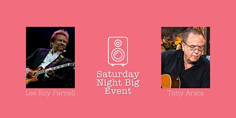 Lee Roy Parnell & Tony Arata- Gatlinburg Songwriters Festival tickets