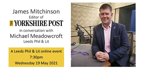 A 'Hot Topic' Leeds Phil & Lit talk on newspaper journalism tickets