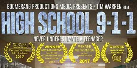 """""""High School 9-1-1"""" presented by Chesterfield County Public Schools tickets"""