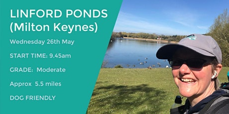 LINFORD PONDS (MK) | 5 MILES | MODERATE| NORTHANTS tickets