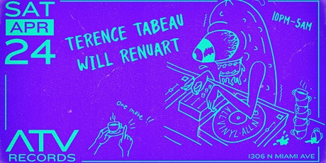 ATV Presents Terence Tabeau & Will Renuart tickets