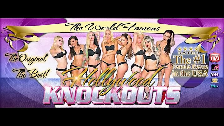 Hollywood Knockouts Oil Wrestling Revue image