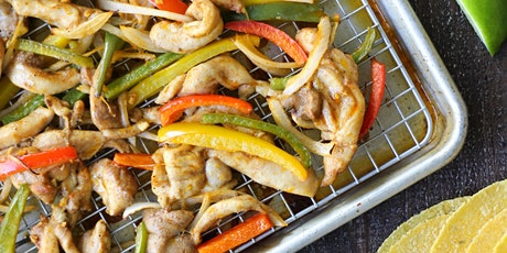 Quick, Easy, and Nourishing Sheet Pan Dinners tickets