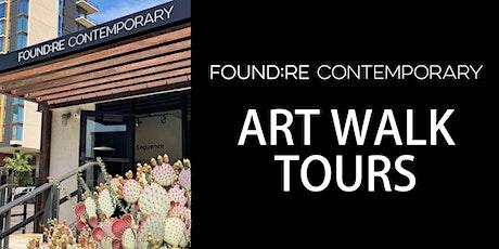 FOUND:RE Art Walk Tour tickets