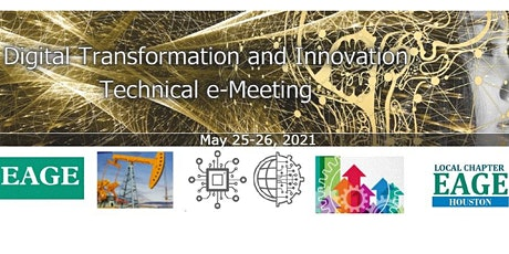 Digital Transformation and Innovation Technical e-Meeting tickets