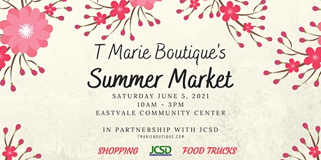 Summer Market tickets