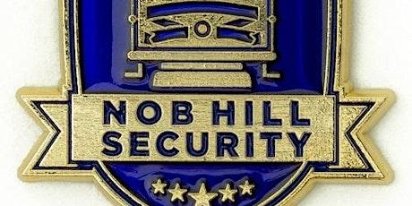 Nob Hill Security Overnight Supervisor HIRING EVENT - Monday 4/26/2021 tickets