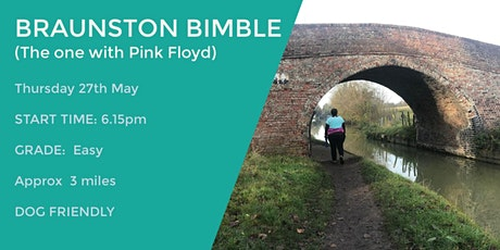 BRAUNSTON BIMBLE | 3.5 MILES | EASY | NORTHANTS tickets