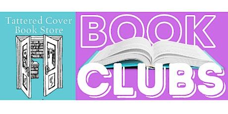TC Non-Fiction Book Club  June 2021 Meeting tickets