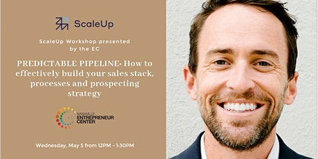 PREDICTABLE PIPELINE: How to effectively build your sales stack, processes tickets