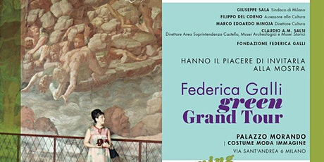 Federica Galli - Green Grand Tour tickets