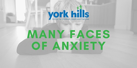 Many Faces of Anxiety tickets