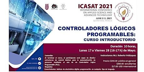 Controladores Lógicos Programables: curso introductorio tickets