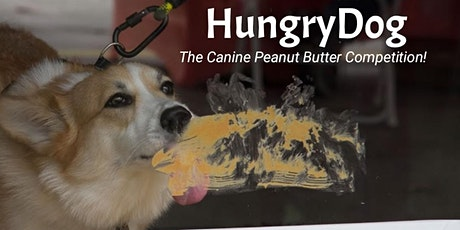 HungryDog: The Canine Peanut Butter Eating Competition! tickets