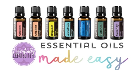 doTERRA Essential Oils Workshop tickets