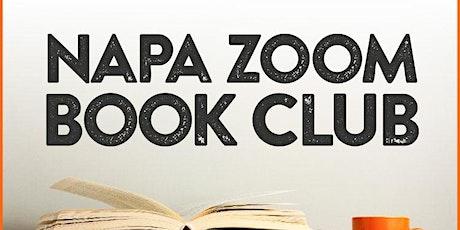NAPA ZOOM BOOK CLUB-- MAY tickets
