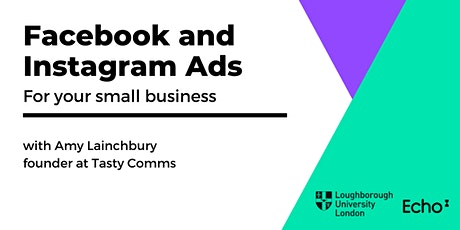 Facebook and Instagram Ads for your small business ingressos