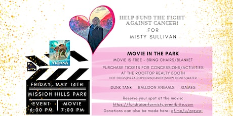 Fund the Fight Against Cancer for Misty Sullivan - Fundraiser tickets