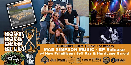 Mae Simpson - EP Release w/ New Primitives, Jeff Ray and Hurricane Harold tickets