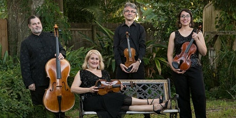 Open House: Fernwood Quartet (live stream) tickets