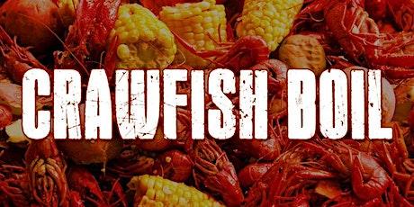 United Black Ellument, Fuse, and GenderBrave Crawfish Boil tickets