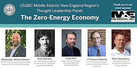 The Zero-Energy Economy tickets
