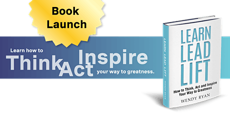 Learn Lead Lift - Book Launch Virtual Event tickets