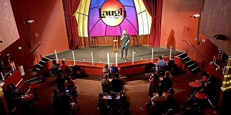 Friday Night Standup Comedy at Laugh Factory Chicago! tickets