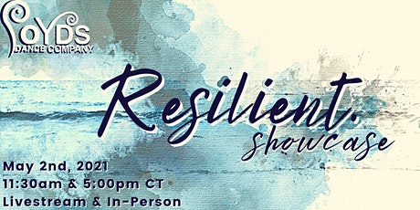 Resilient. POYDS Performing Arts Showcase - LIVE STREAM EVENT tickets