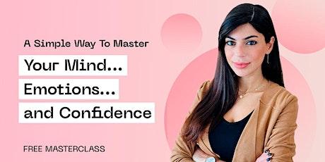 3L Happiness Formula. Free Masterclass bilhetes