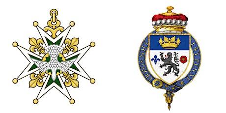 Crosses and Crossings - Huguenot Heraldry tickets