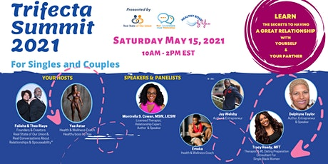 Trifecta Summit 2021 for Singles & Couples tickets